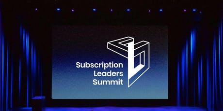 Subscription Leaders Summit 2019 Tickets