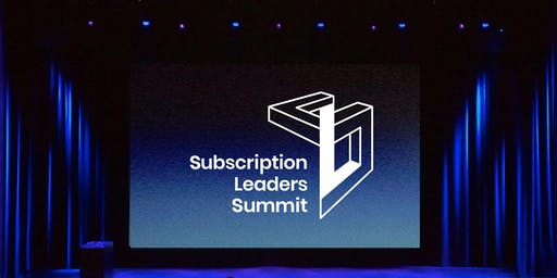 Subscription Leaders Summit 2019