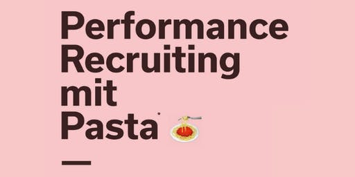 Performance Recruitment Lunch Seminar