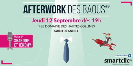 AFTERWORK DES BAOUS #8 tickets