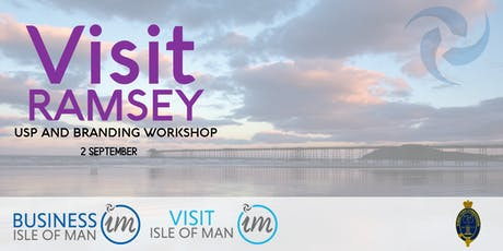 Ramsey Town Branding USP Workshop tickets