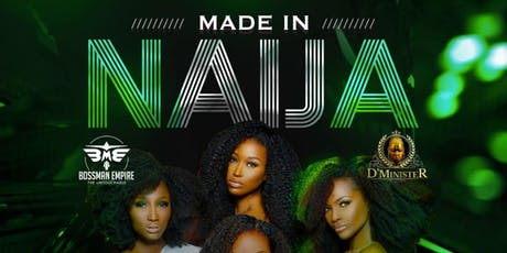 Made In Naija | Biggest Nigerian Independence tickets