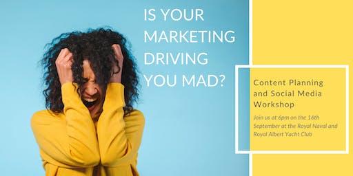 EMARI Marketing Masterclass: Content Planning Workshop