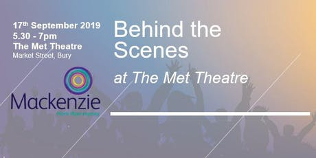 Behind the Scenes at The Met tickets