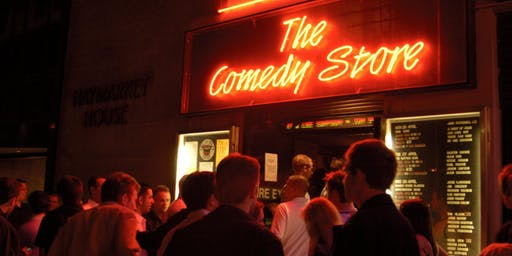Xmas Social at the The Comedy Store