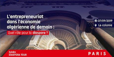 L'entrepreneuriat dans l'économie Algérienne de demain : Quel rôle pour la diaspora ? billets