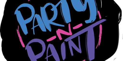 Party n Paint's Birthday Party!!!