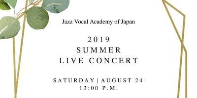 2019 Summer Live Concert