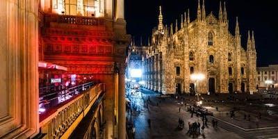 Milan Fashion Week | Terrazza Duomo 21 Opening