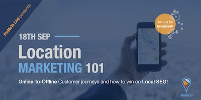 PinMeTo Live! Online-to-Offline and how to win on Local SEO!