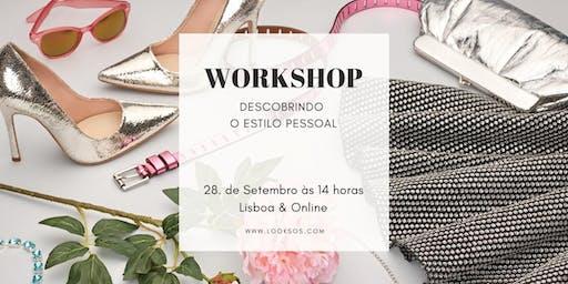 Workshop: Descobrindo o Estilo Pessoal