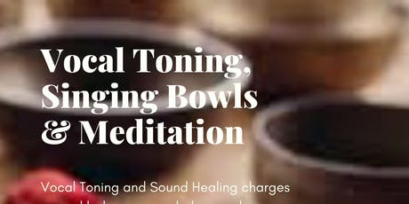 Deep Healing  and Meditation through Sound tickets