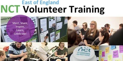 East of England Volunteer Skill Share