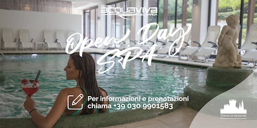Open Day Spa | Hotel Acquaviva del Garda