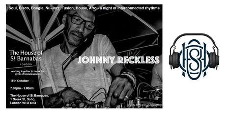 Johnny Reckless tickets