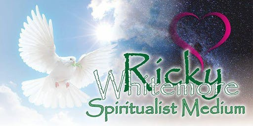Mediumship Evening with Ricky Whitemore