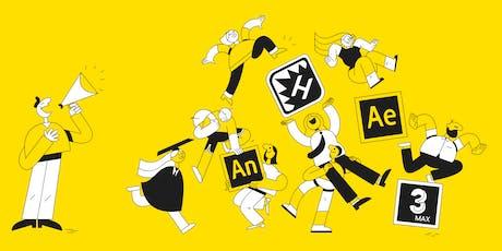 Adobe Animate Course tickets
