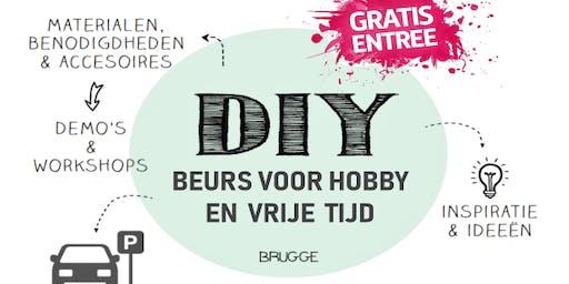 DIY Brugge 2019 - Brugse beurs voor hobby & vrije tijd