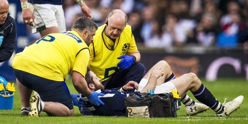 World Rugby Level 1: First Aid in Rugby -Mackie FP RFC