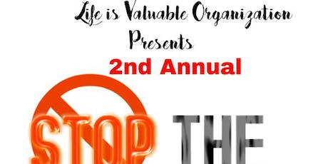 2nd Annual Stop the Violence Rally tickets