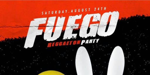 Fuego Reggaeton Party