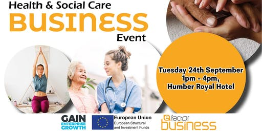 Future Health and Social Care Business Seminar