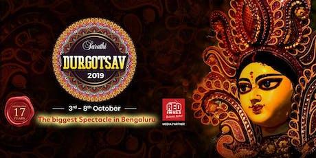 Sarathi Koramangala - 2019 Durga Puja Events in Bangalore tickets