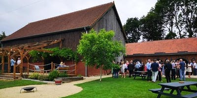 Networking at Froginwell Vineyard - LinkedIn Local Exeter
