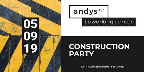 andys.cc - CONSTRUCTION PARTY Tickets