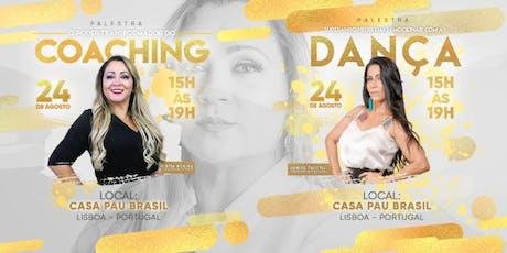 Workshop Coaching & Dança - Por Rita Rocha e Denize Taccto bilhetes
