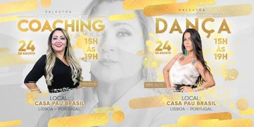 Workshop Coaching & Dança - Por Rita Rocha e Denize Taccto