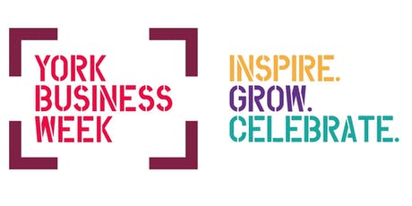 York Business Week Conference 2019 tickets