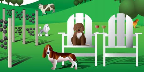 Pinot & Pooches tickets