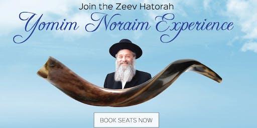 Rosh Hashana / Yom Kippur With Rav Shmuel Brazil 5780