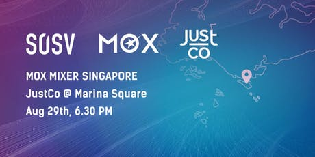 MOX MIXER Singapore @ JustCo Marina Square tickets
