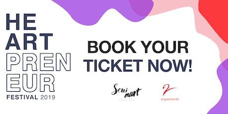 Heartpreneur Festival 2019 tickets
