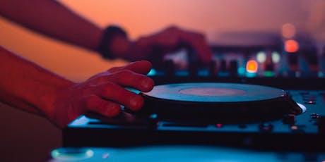 rooftop records live - DJ Shaka tickets