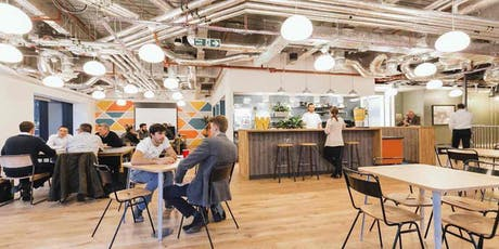 WeWork Office Tour & FREE Trial | 199 Bishopsgate tickets