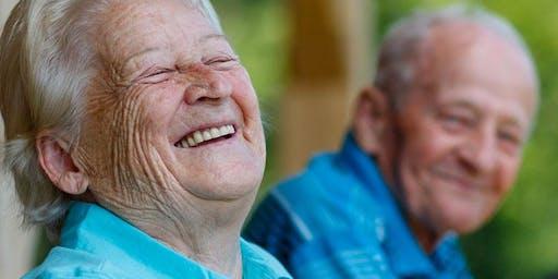 UKRI: Industrial Strategy Challenge Fund Healthy Ageing Workshop