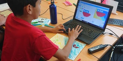 Byford Scratch Workshop - Coding for kids! (Age 7-12)