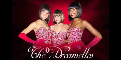 The Dreamettes Motown Night with Live Band tickets