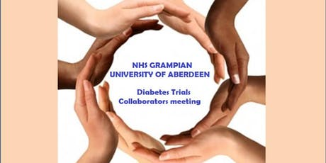 Vials to Villages: Grampian Diabetes Collaborators Meeting (IAHS seminar) tickets