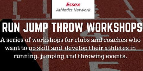 EAN Workshop#1 - Planning principles; Running, Jumping & Throwing Movement tickets