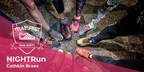 NIGHTRun Southside: Cathkin Trails tickets