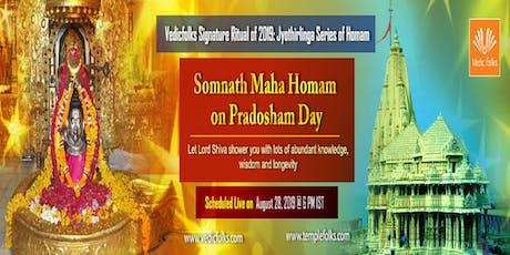 Pradosham Special Somnath Maha Homam tickets