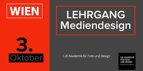 Diplomlehrgang Mediendesign Tickets