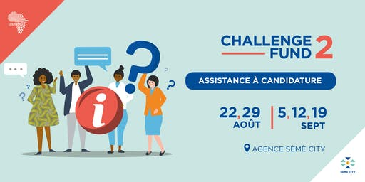 Assistance à candidature - CHALLENGEFUND2 - SESSION 5
