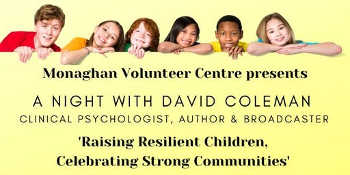 Raising Resilient Children, Celebrating Strong Communities