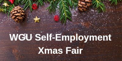 Self-Employment Xmas Fair