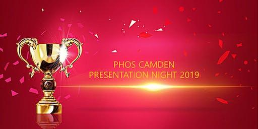 PHOS Camden 2019 Presentation Night
